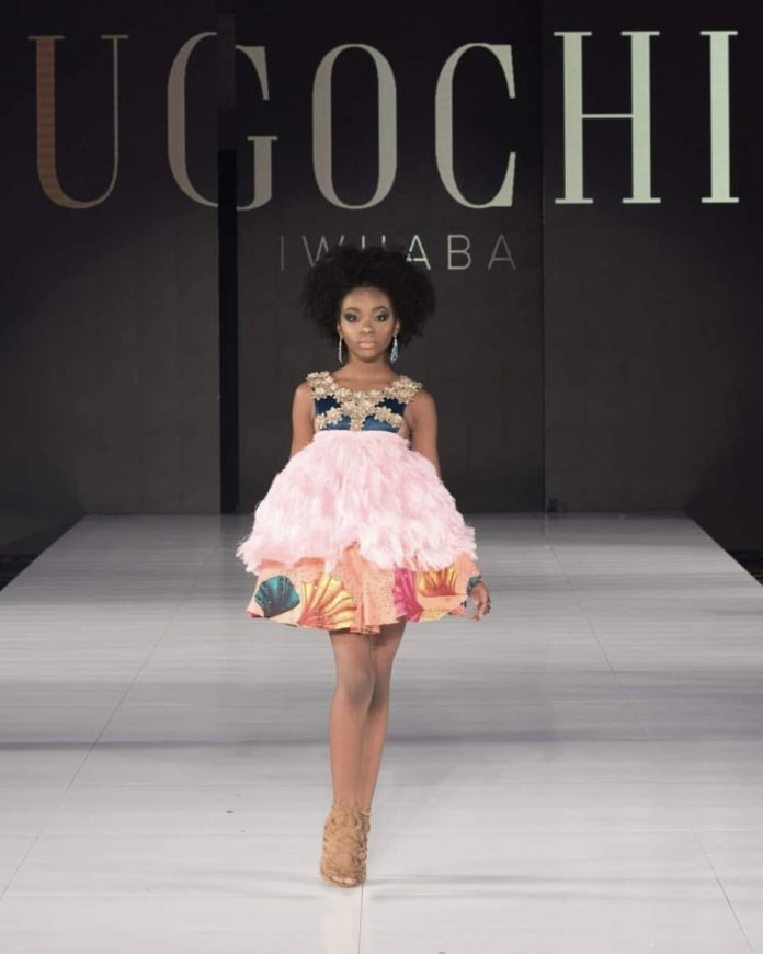 African American Fashion Show: First African American Child Runway Supermodel Celai West